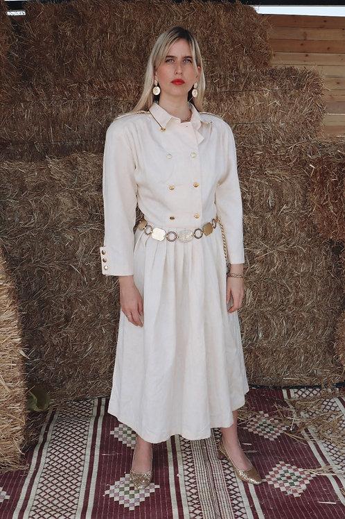 שמלת וינטג׳ רוז