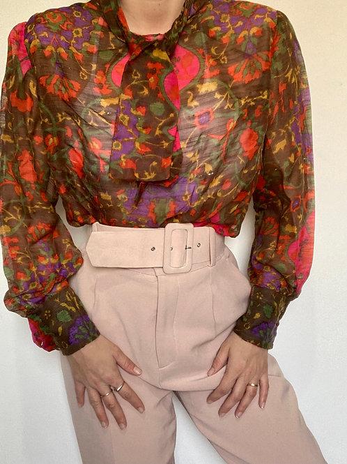 חולצת 70׳ סינטטית