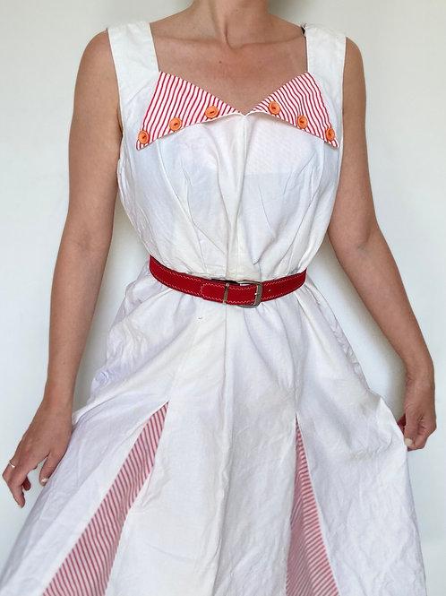 שמלת וינטג׳ אולה