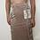 Thumbnail: חצאית קטיפה MANGO