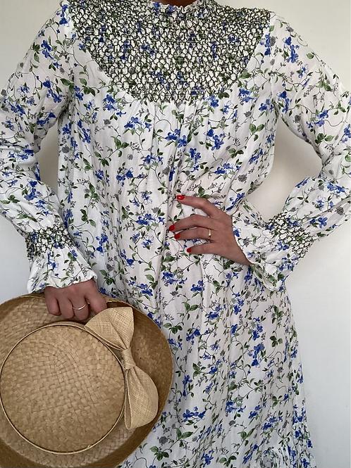 שמלת בוהו שיק זארה