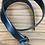 Thumbnail: חגורת עור שחורהNEW
