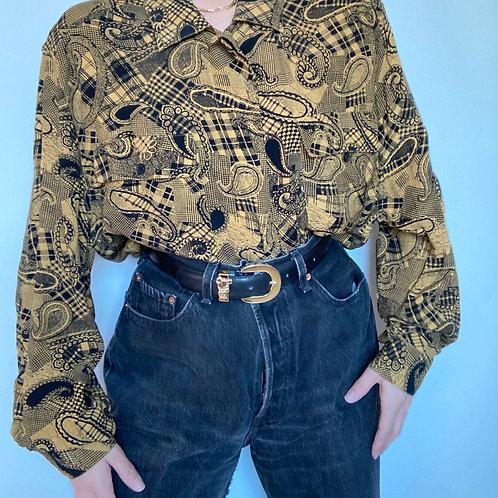חולצת וינטג׳ רוני