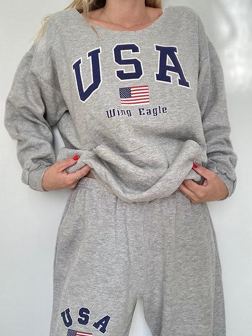חליפת אימונית USA