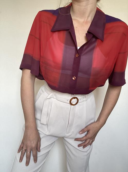 חולצת אבסטרקט WEILL