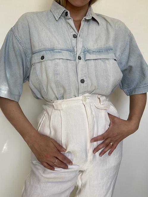 חולצת ג׳ינס unisex