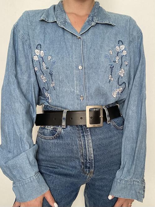 חולצת גינס אמה