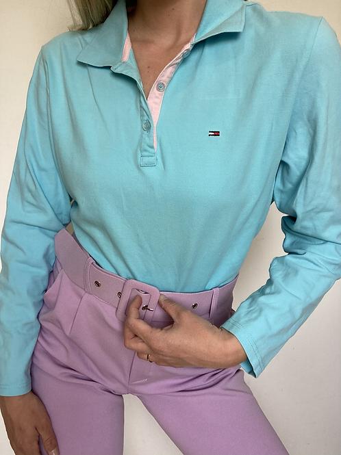 חולצת פולו TOMMY HILFIGER