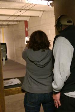 Handgun Lesson