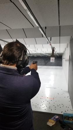 Gitter at the Range