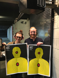 Couples Shooting Lesson