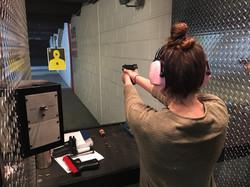 Women's Range Training