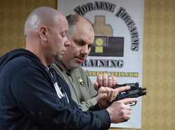 Conceal and Carry Class Milwaukee