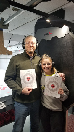 Father Daughter Range Date