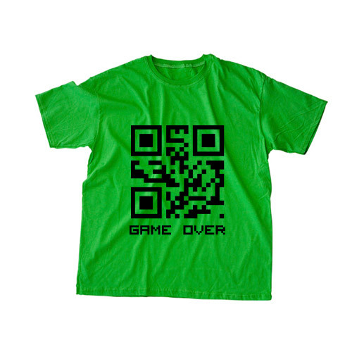 Using QR codes in eCommerce