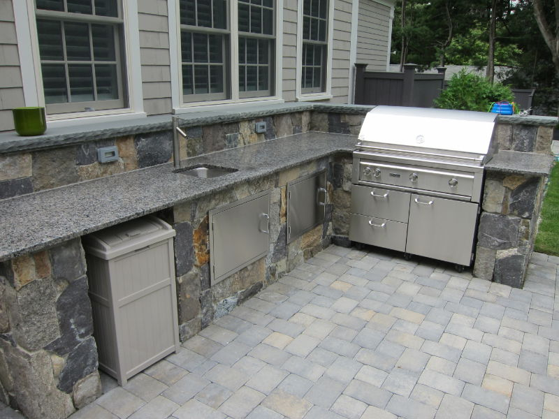Outdoor Kitchen (2)