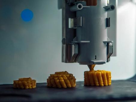 3D Food Printers to be display at QatarFoodex