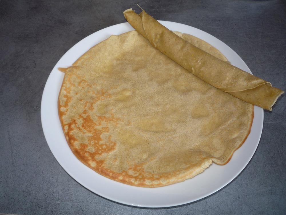 Comment faire une pâte à crêpes au lait végétal et à la farine sans gluten