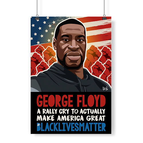 George Floyd #BlackLivesMatter