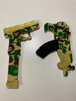 Bape Pistol Beige & Bape Draco Beige