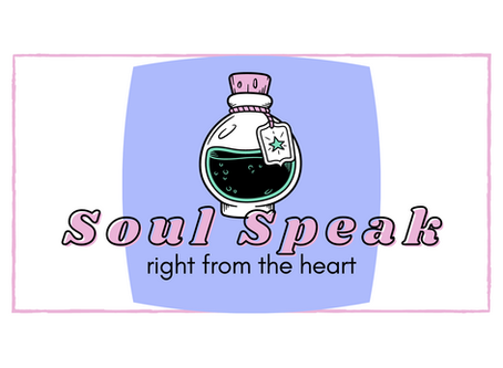 On Letting Your Soul Speak
