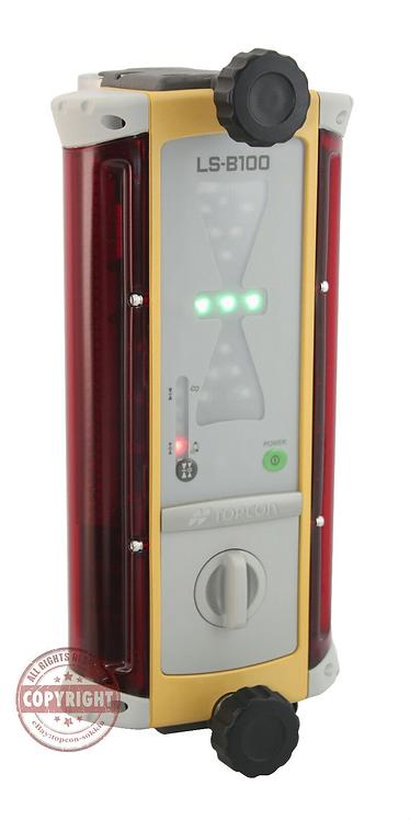 Topcon LS-B100 Machine Control Laser Receiver