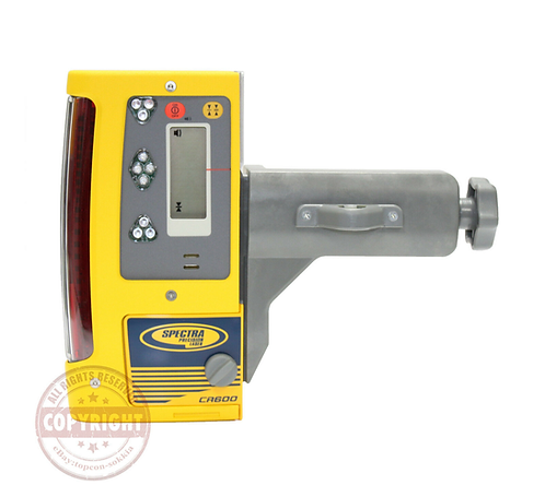 Spectra CR600 Laser Receiver