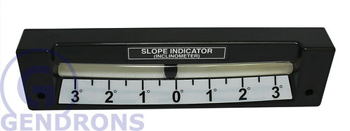 TPI 0-3 Degree Slope Meter Indicator