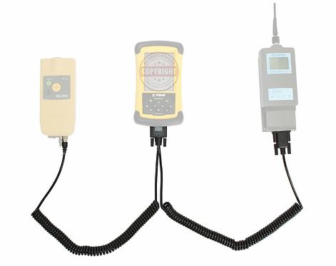 Topcon Robotic Y Cable