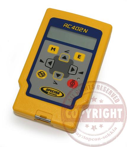 Spectra Precision RC402N Laser Remote