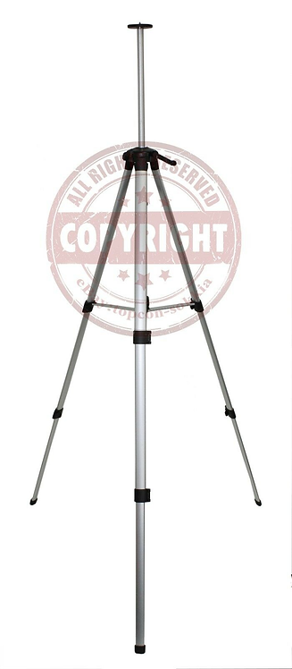 TPI Mini Aluminum Elevator Tripod For 1/4X20 Laser Level