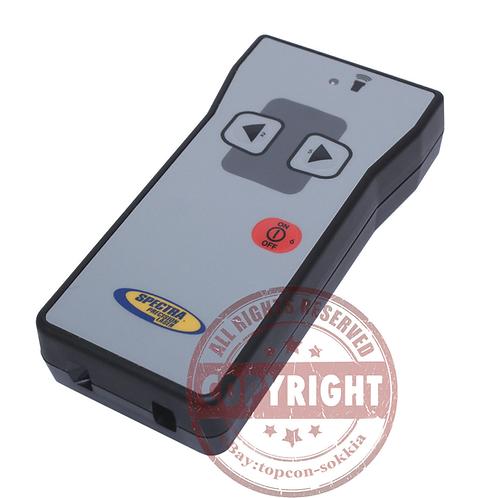 Spectra Precision RC501 Pipe Laser Remote
