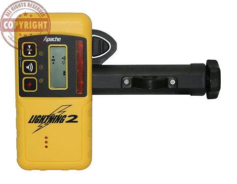 Apache Lightning 2 Laser Receiver