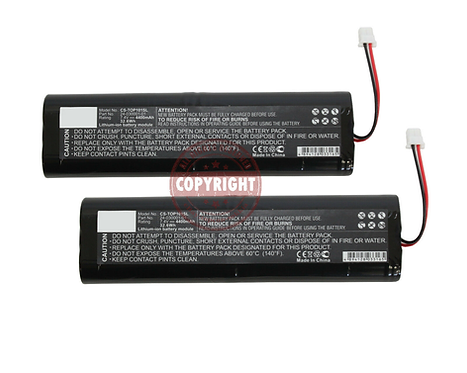 TPI Replacement Batteries For Topcon GPS