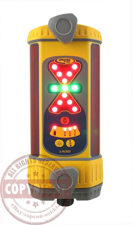 Spectra LR30 Laser Receiver for Dozer