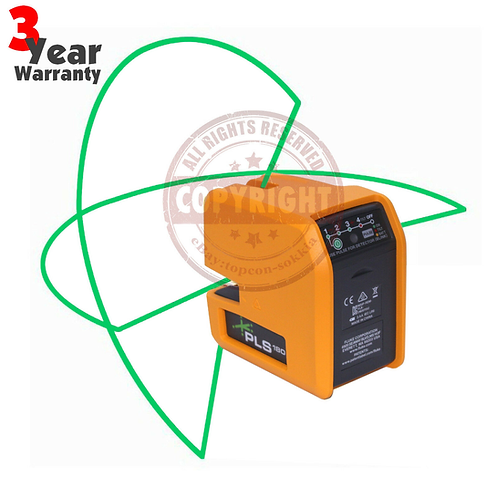 PLS 180G Self-Leveling Green Beam Laser Level