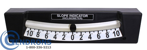 TPI 0-10 Degree Slope Meter Indicator