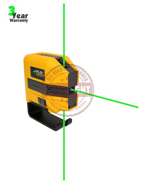 PLS 3G Self-Leveling Green Beam Laser Level