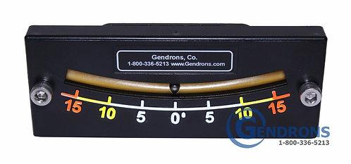 TPI 0-15 Degree Slope Meter Indicator