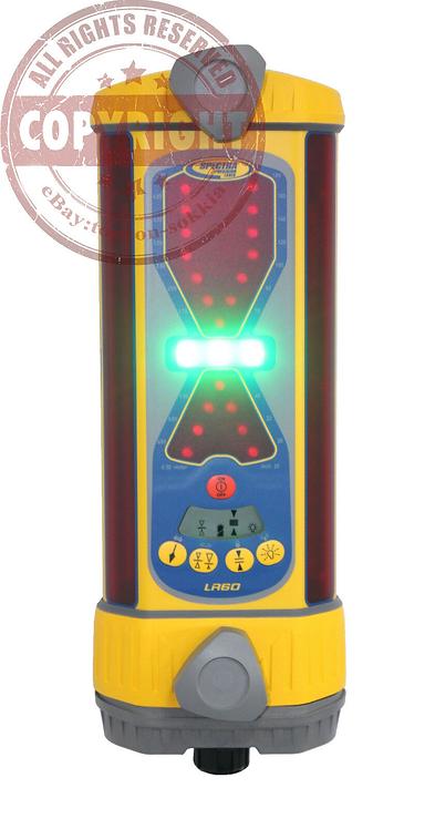 Spectra LR60 Machine Control Laser Receiver