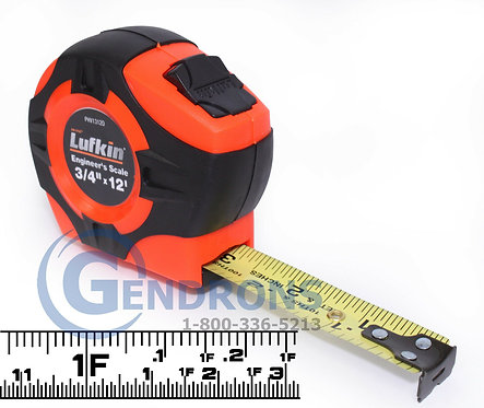 Lufkin PHV1312DN 12' Tape Measure