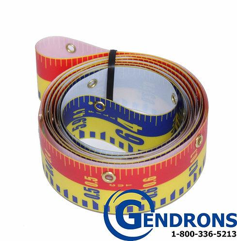 Laserline 10' Replacement Tape for Lenker Grade Rod