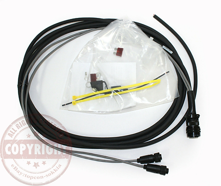 Topcon 9063-1000-3 System Four Power Cable