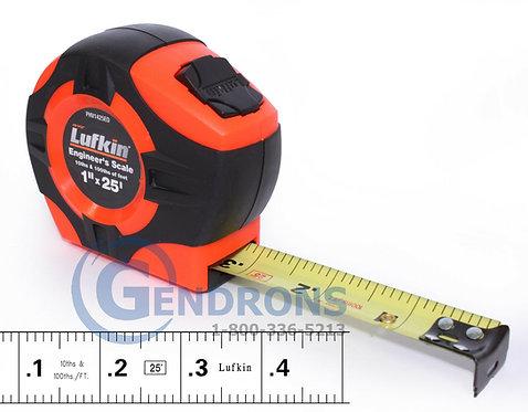 Lufkin PHV1425ED 25' Tape Measure