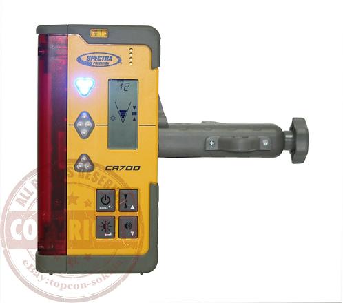 Spectra CR700 Laser Receiver