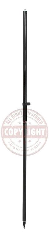 TPI 2M Carbon Fiber GPS Rover Rod