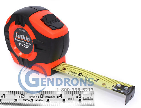 Lufkin PHV1425DN 25' Tape Measure