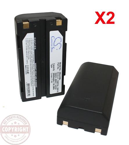 TPI 2 Trimble GPS Batteries