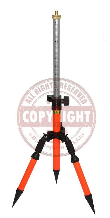 TPI Mini Stakeout Prism Pole & Bipod