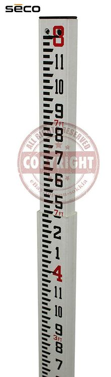 Seco/Crain 8' Fiberglass Grade Rod
